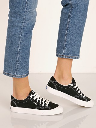 Complete the look: Keds Crew Kick 75 Canvas Sneaker Black
