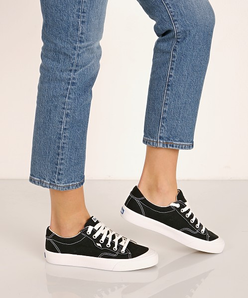 Keds Crew Kick 75 Canvas Sneaker Black