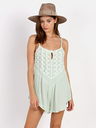 Complete the look: Jen's Pirate Booty Nouveau Petal Romper Aloe