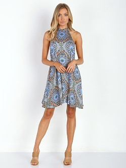 MinkPink Flashback Dress Multi