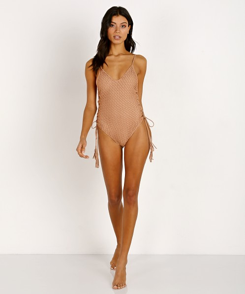 Acacia Crochet Florence One Piece Barefoot Crochet