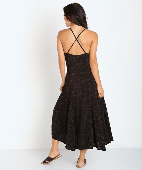Cleobella Cairo Dress Black/Gradient