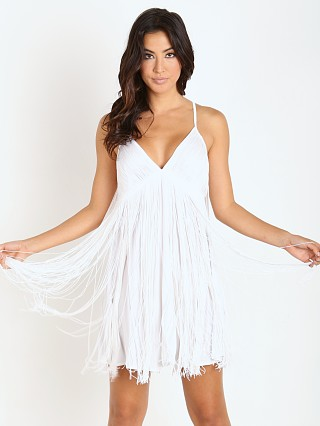 Cleobella Stevie Dress White