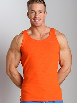 Diesel Zaby Tank Top Orange