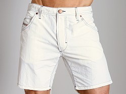 Diesel Kroobeach Nylon Board Shorts Butter