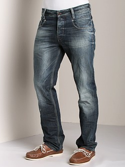 G-Star New Radar Tapered Jeans Forest Denim