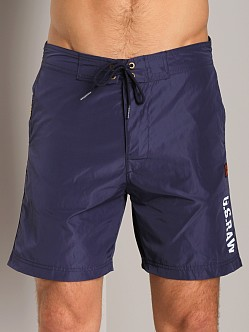G-Star SO Crew Swim Shorts Shade