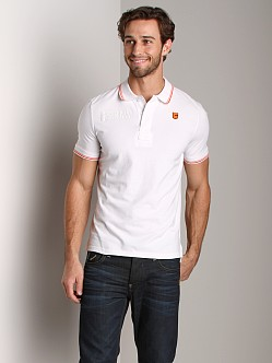 G-Star SO Legion Polo Shirt White