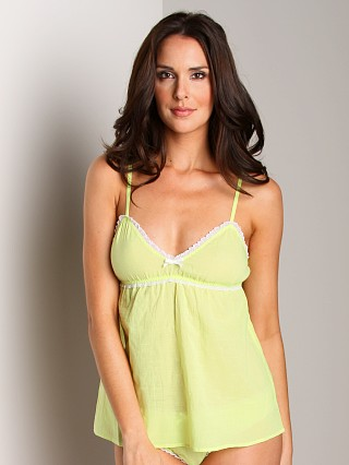 Complete the look: Undrest Charlotte Camisole Honeydew
