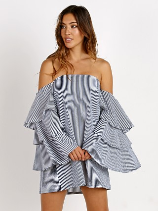 Faithfull the Brand Phi Phi Dress Soho Stripe