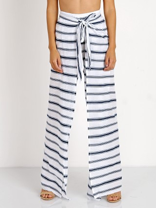 Faithfull the Brand Es Torrent Pant Waves Stripe