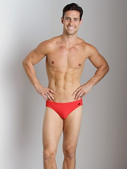 Hugo Boss Crab Swim Briefs Red