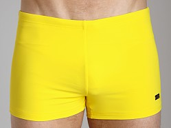 Hugo Boss Oyster Swim Trunk Yellow