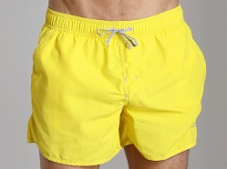 Hugo Boss Lobster Swim Shorts Yellow