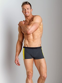 Hugo Boss Lanternfish Swim Trunk Dark Grey