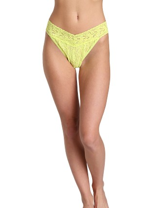 Hanky Panky Original Thong Key Lime Pie