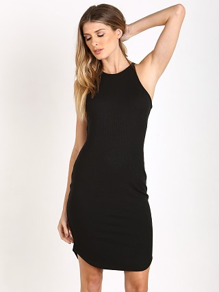 LNA Clothing Elise Dress Black