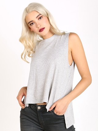 LNA Clothing Sonja Sleeveless Heather Grey