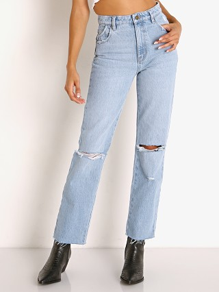Rollas Original Straight Leg Jean City Worn