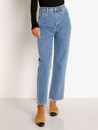 Rollas Original Straight Jean Maya Worn Organic