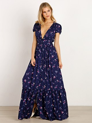 Auguste the Label Grace Maxi Dress Desert Dandelion