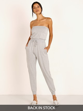 L Space North Shore Jumper Heather Grey