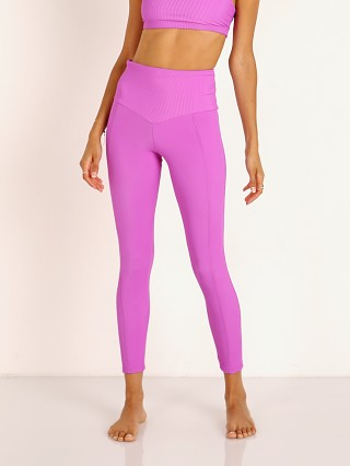Complete the look: Onzie Sweetheart Midi Legging Vivid Violet Rib