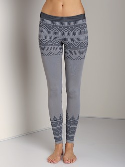 Free People Bella Coachella Seamless Legging Grey