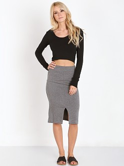 LNA Clothing Glasson Crop Top