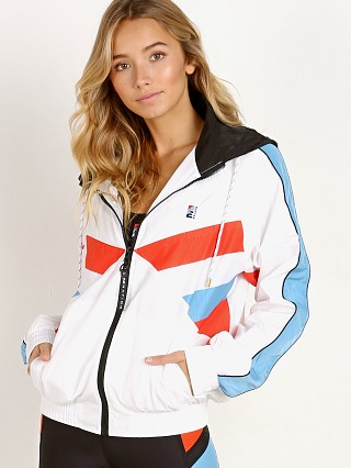 PE NATION The Ruck Jacket White