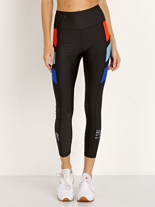 Complete the look: PE NATION The Substitute Legging Black/Sky