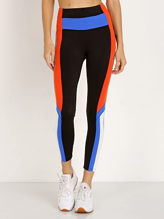 PE NATION The Bounce Shot Legging Black/Red
