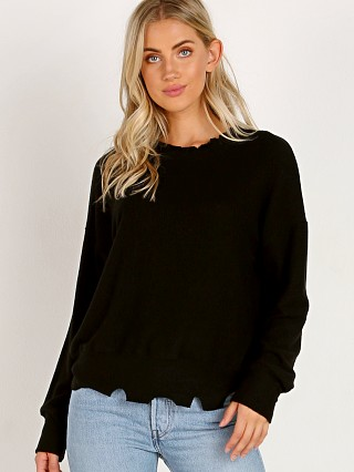 You may also like: LNA Clothing Brushed Duncan Sweater Black