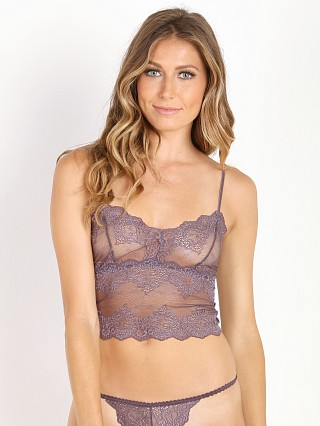 Only Hearts So Fine with Lace Cami Smoked Tea