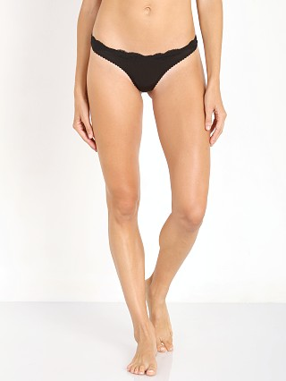 Only Hearts Delicious with Lace Thong Black