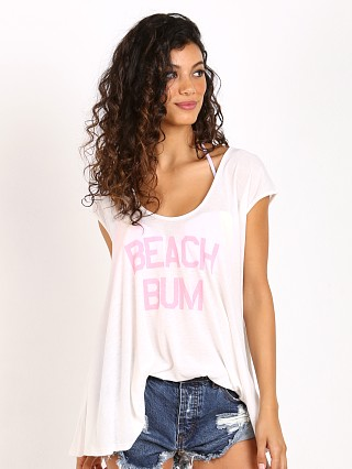 WILDFOX Beach Bum Tulum Tunic Vintage Lace