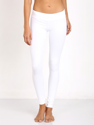 Beyond Yoga Essential Long Legging White
