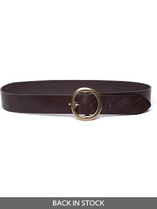 B-Low The Belt Bell Bottom Blue Jean Brown