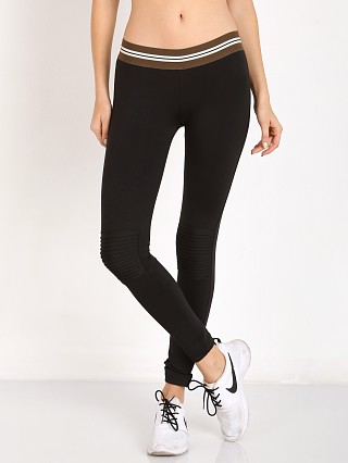 Olympia Activewear Moto Full Length Legging Jet