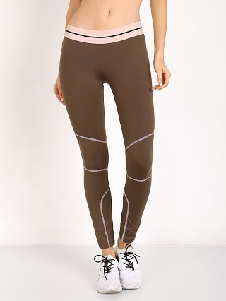 Olympia Activewear Hero Full Length Legging Army