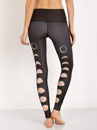 Teeki New Moon Black Hot Pant