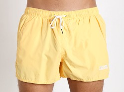 John Sievers Natural Pouch Swim Shorts Yellow
