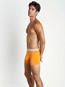 John Sievers Natural Pouch Boxer Briefs Marigold