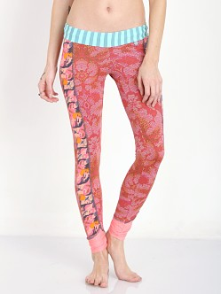 Maaji Red Rising Ribbons Pant
