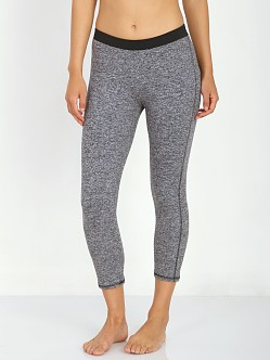 SOLOW Contrast Band Legging Grey/Black