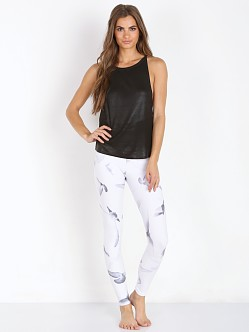 SOLOW Bird Pant Legging White/Black