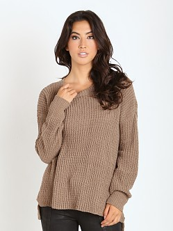 BB Dakota Giselle Sweater Churro