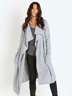 BB Dakota Tabbetha Sweater Grey