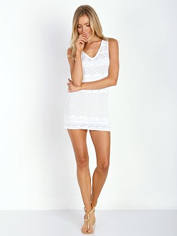 Goddis Jasper Dress White