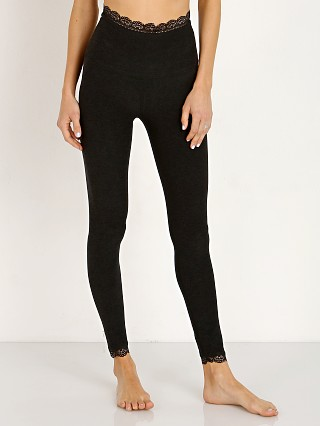 Beyond Yoga Lace Space Dye High Waisted Legging Darkest Night
